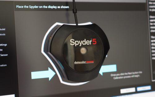 Calibration, Spyder, Datacolor, Ecran, Ordinateur, Spyder 5 Elite, le carnet de calli, callistta photographie